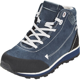 CMP Campagnolo Elettra Mid WP Hiking Shoes Kids black blue